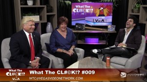 What the CLUCK with Marianne LeMoine Phoenix and Donald J. Trump - WTC #009